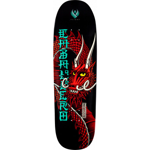 Powell Peralta Steve Caballero Flight Skateboard Deck - Shape 192 - 9.265 x 32