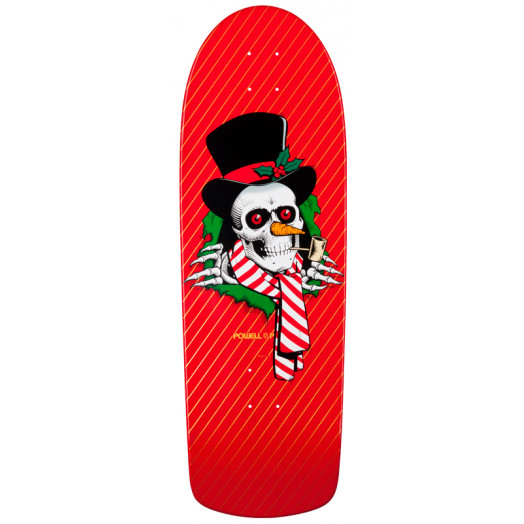 Powell Peralta Frosty Ripper Limited Skateboard Deck - 10 x 30.125