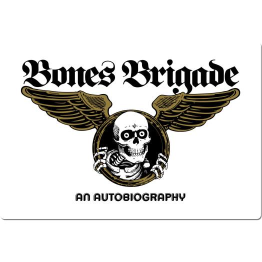 Bones Brigade Sticker 20pk