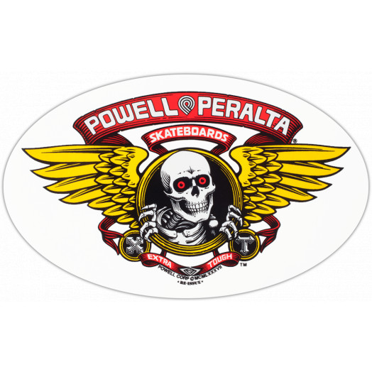 Powell Peralta Winged Ripper Sticker (20 pack)