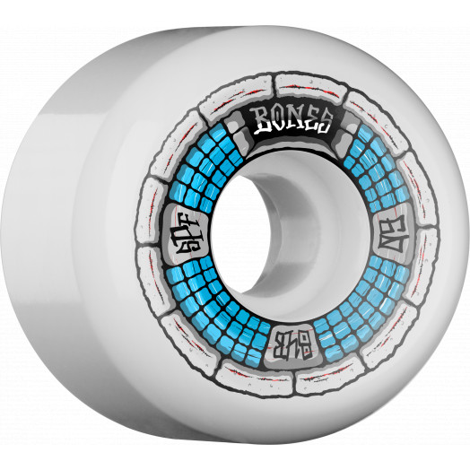 BONES SPF Deathbox 60x34 Skateboard Wheel 84B 4pk