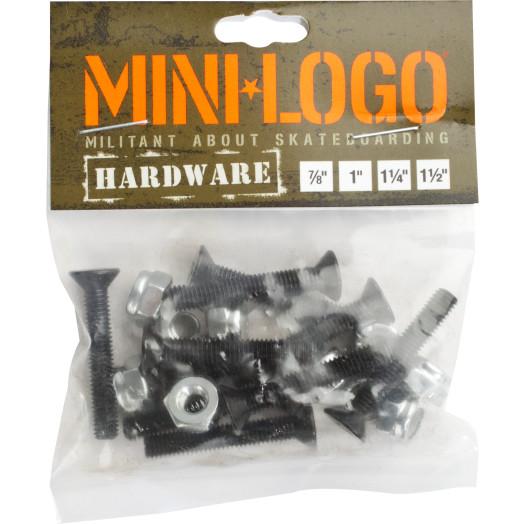Mini Logo Hardware Single pks