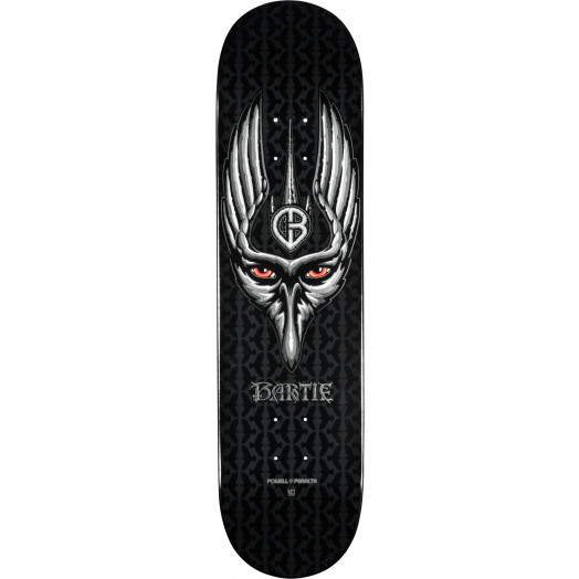 Powell Peralta LIGAMENT  Pro Chad Bartie Crow 2 Skateboard Deck - 8.25 x 32.5
