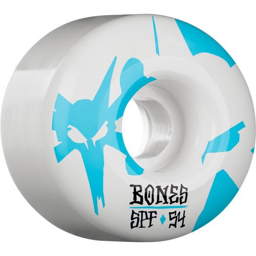 BONES WHEELS SPF Reflections Skateboard Wheel P2 54mm 84B 4pk