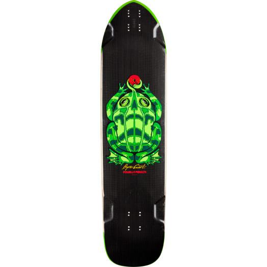 Powell Peralta Byron Essert Carbon Frog Skateboard Deck - 9.9 x 39.72