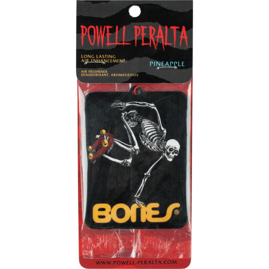 Powell Peralta Skating Skeleton Air Freshener