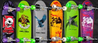 Bones Brigade Complete Skateboards
