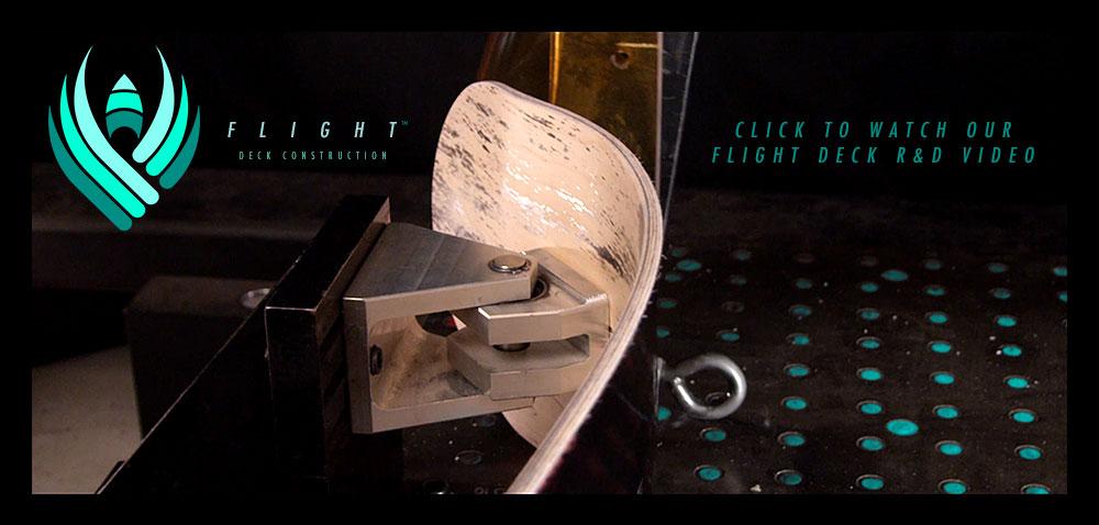Powell Peralta Flight Deck Tail Break Test